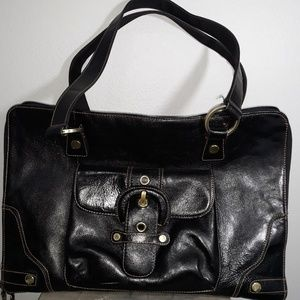 Wilsons Leather Business Laptop Compartment Bag